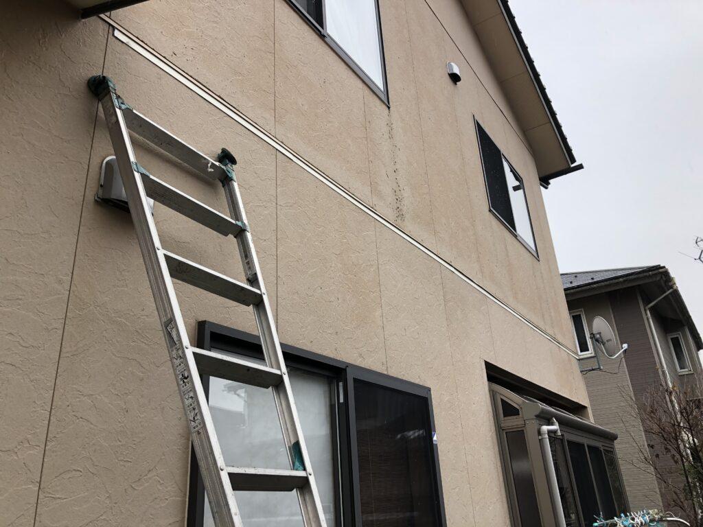 外壁雨漏り補修