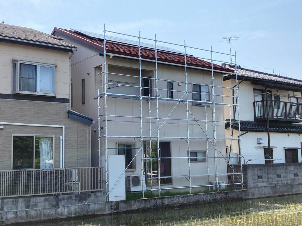 210515 屋根仕上ほぼ完了